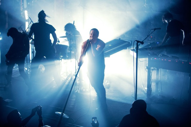 Nine Inch Nails at the Troubadour, Los Angeles, September 3, 2013
