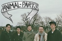 Animal Parts 'Where the Heart Is' Stream Six Arms to Hold You