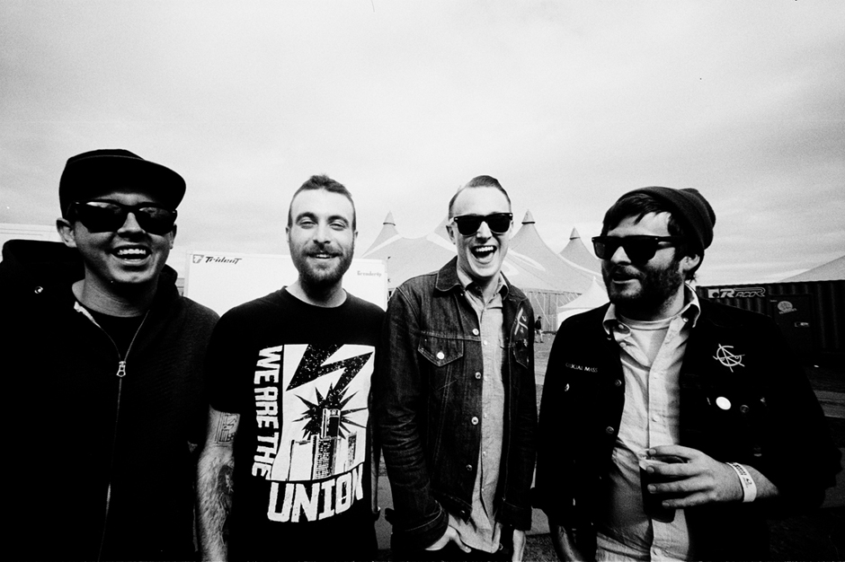 The Flatliners Caskets Full Track Premiere