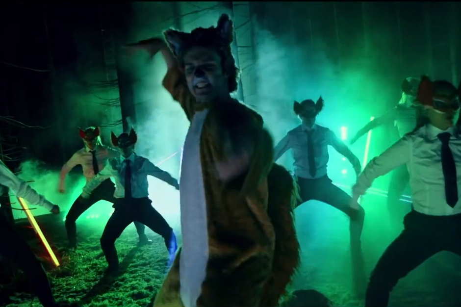 what does the fox say Watch the video for the fox (what does the fox say) from ylvis's fitness beats (the running mix 2014) for free, and see the artwork, lyrics and similar artists.