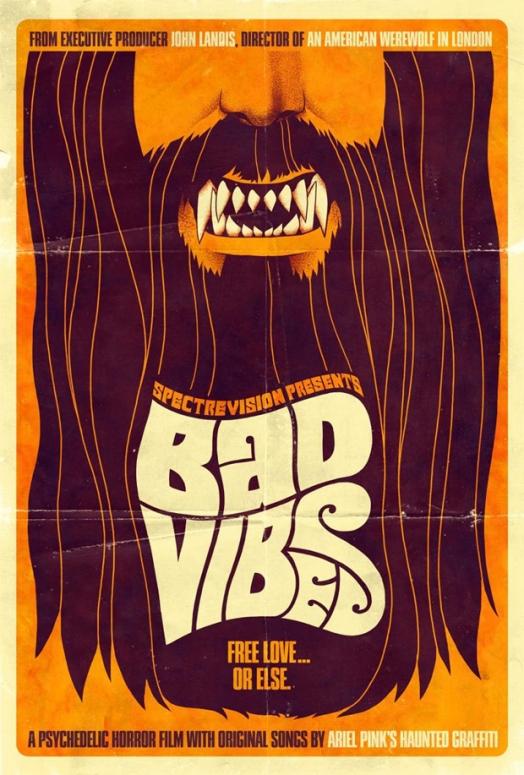 Ariel Pink Bad Vibes scoring film werewolf movie