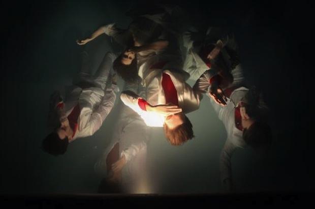 Arcade Fire, Twitter, promo photo, 'Reflektor'
