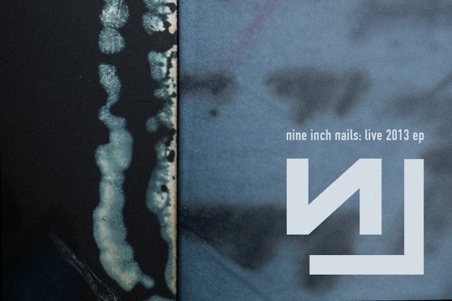Nine Inch Nails, live 2013 ep, stream, spotify, lollapalooza 2013, fuji rocks festival, nin, trent reznor