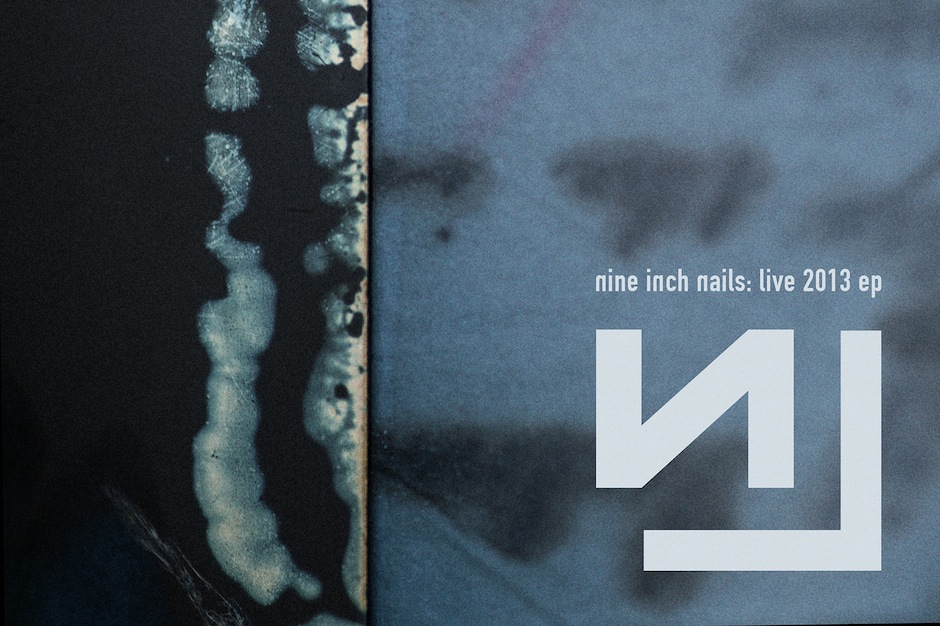 Hear Nine Inch Nails\' Four-Song, Crowd-Roiling \'Live 2013\' EP | SPIN