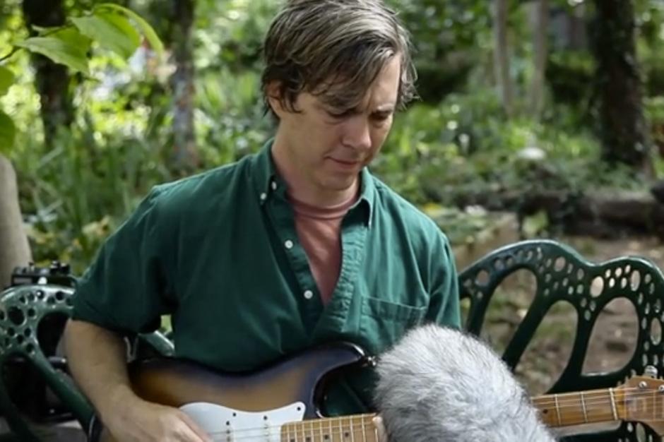 Watch Bill Callahan Pilot His Beautiful 'Small Plane' in a Lush, Green Garden