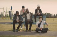 Watch Kwes Play Wingman to Teenage Boys in Love-Drunk '36' Video