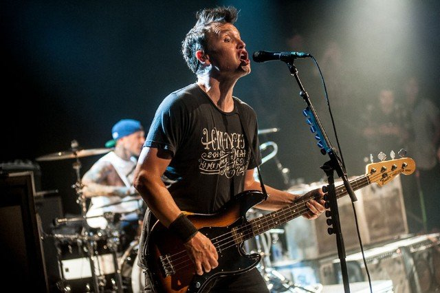Blink-182 at the Music Hall of Williamsburg, September 11, 2013 / Photo by Ryan Muir