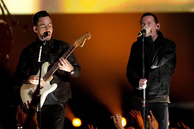 Hear Linkin Park and Steve Aoki's 'A Light That Never Comes