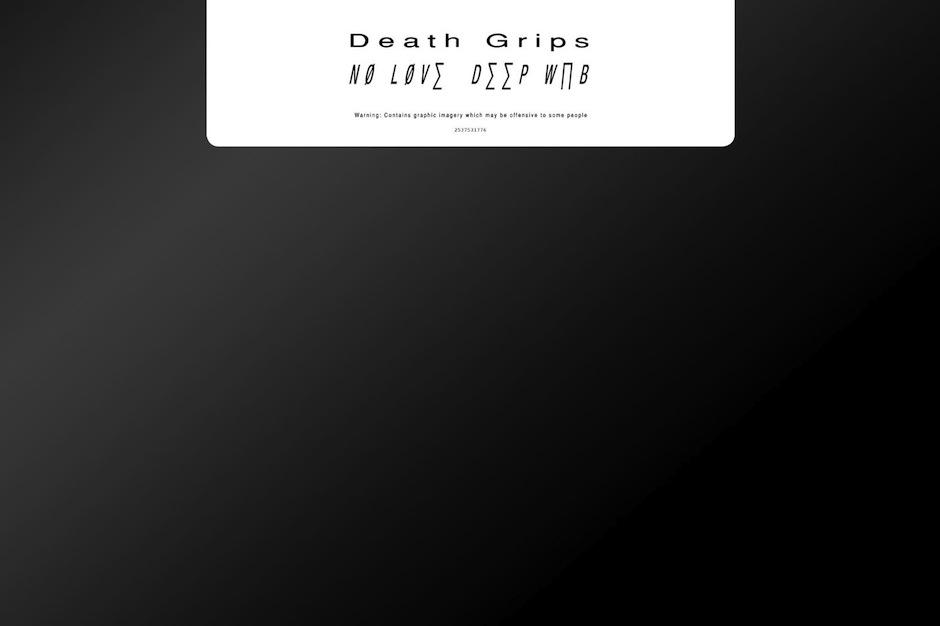 Death Grips, 'No Love Deep Web,' vinyl, official, Amazon