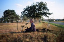 Bill Callahan outside Bastrop, Texas, August 2013