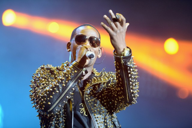 R. Kelly 'Genius' Stream Black Panties Album