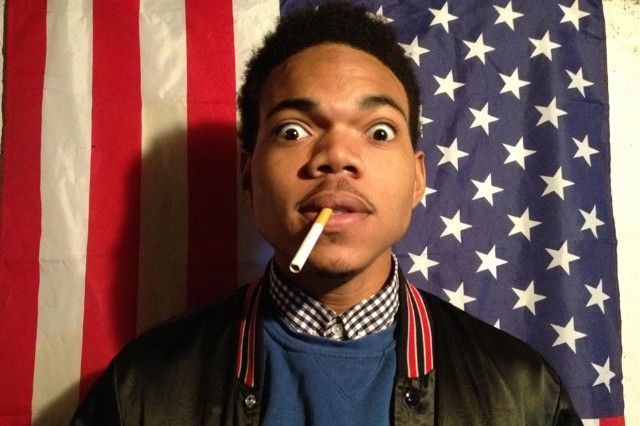 Chance the Rapper James Blake 'Life Round Here' Remix