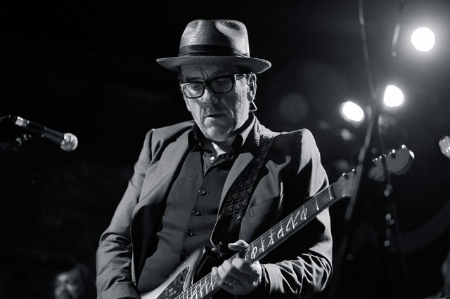Elvis Costello and the Roots at Brooklyn Bowl, Brooklyn, NY, September 16, 2013 / Photo by P Squared Photography