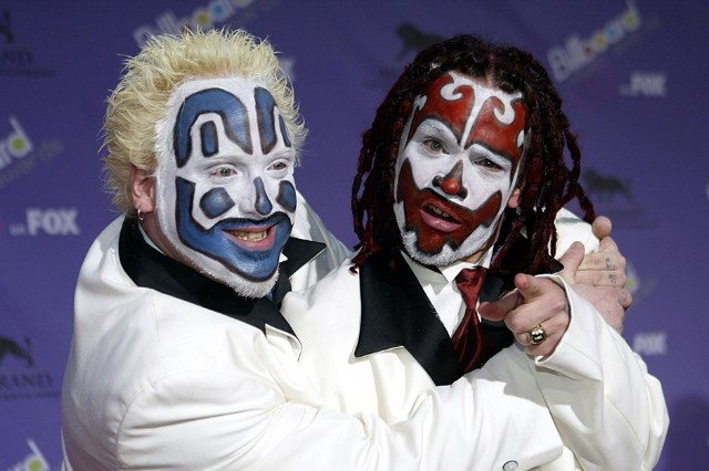 Insane Clown Posse Sued Sexual Harassment Dildos Guns