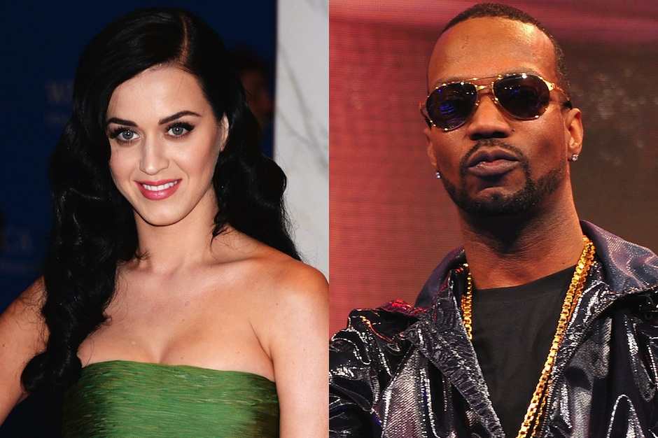 "Katy Perry, Juicy J, ""Dark Horse,"" stream, 'Prism'"