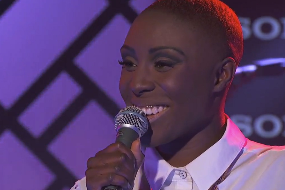 Watch Laura Mvula Get Comfortable With Stardom on 'Kimmel'