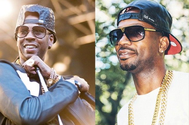 Juicy J and 2 Chainz: Oft-Delayed Projects by Rap Vets Buck Major