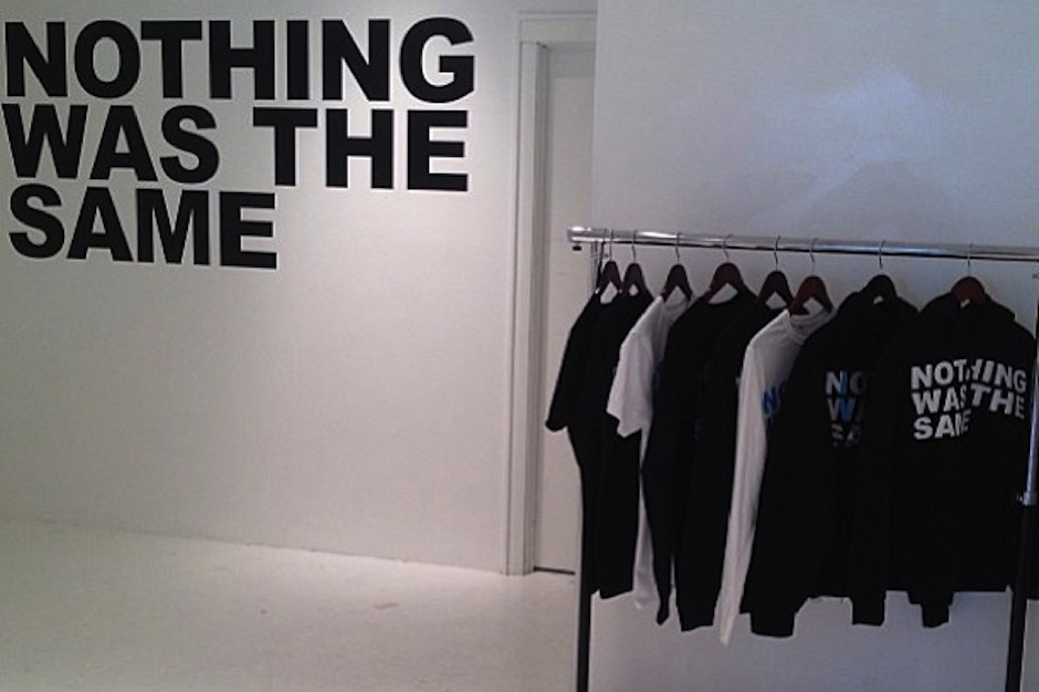 Drake, 'Nothing Was the Same,' pop-up, shops, stores