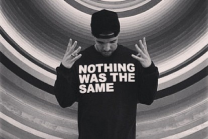 Drake, fight, 'Nothing Was the Same,' pop-up shop, store, free gear, New York, Alife