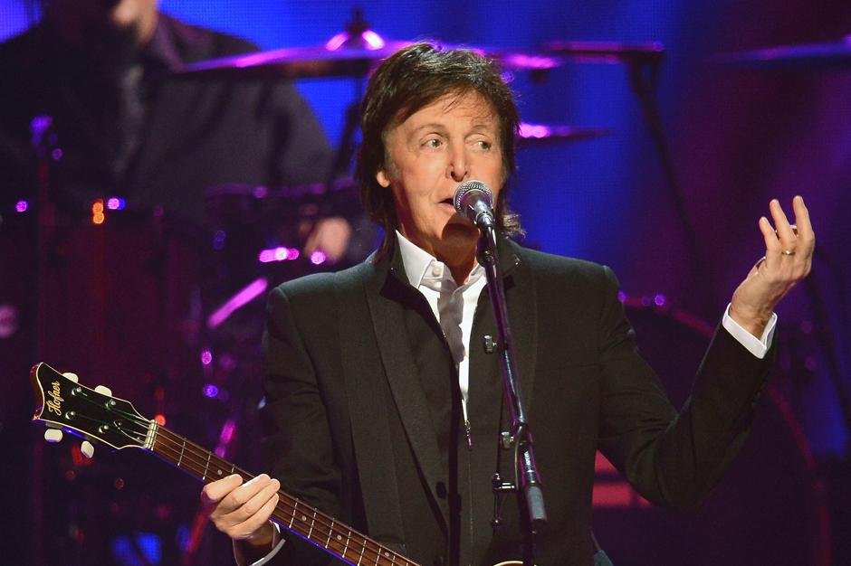 Paul McCartney Live Stream Video Jimmy Kimmel Myspace