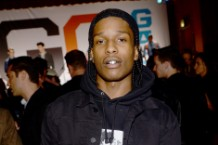 ASAP Rocky 'R. Cali' Grand Theft Auto V Music Stream
