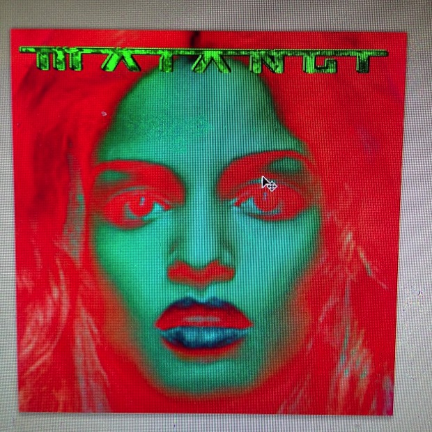 M.I.A., 'Matangi,' cover art, NFL, Super Bowl