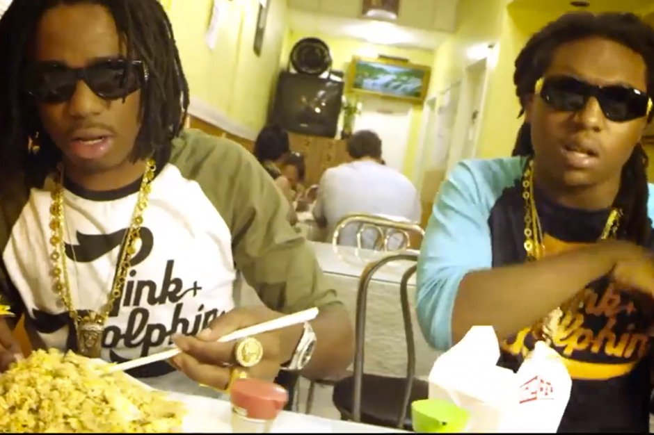 f897006e6a4 Migos Offer Misguided Los Angeles Tour in  Chinatown  Video.