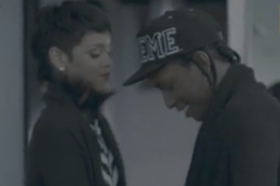 Asap Rocky Fashion Killa Video A AP Rocky and Rihanna Shop
