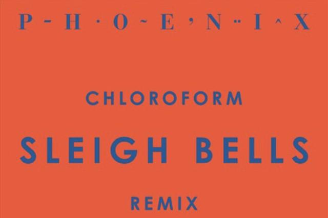 phoenix, sleigh bells, chloroform