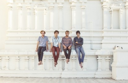 Allah-Las Adventure All Over in 'Had It All' Video