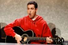 Adam Sandler on Saturday Night Live, 1993.