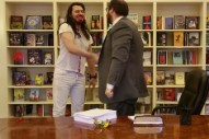 Andrew W.K. Is Actually Writing 'The Party Bible'