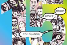 Jonny Pierce 'Hom' Kitsune Maison compilation Stream The Drums