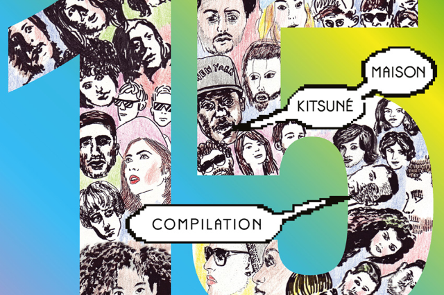 Jonny Pierce 'Hom' Kitsune Maison compilation Stream The Drums