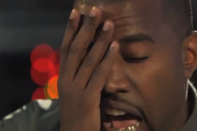 Kanye West... or America?