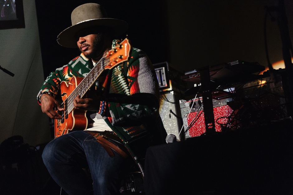 Thundercat, Open Mike Eagle, Flying Lotus Bring Spacey 'Ziggy Starfish' to 'Hannibal Buress'