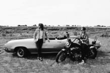 Josh Berwanger 'Strange Stains' Album Stream The Anniversary