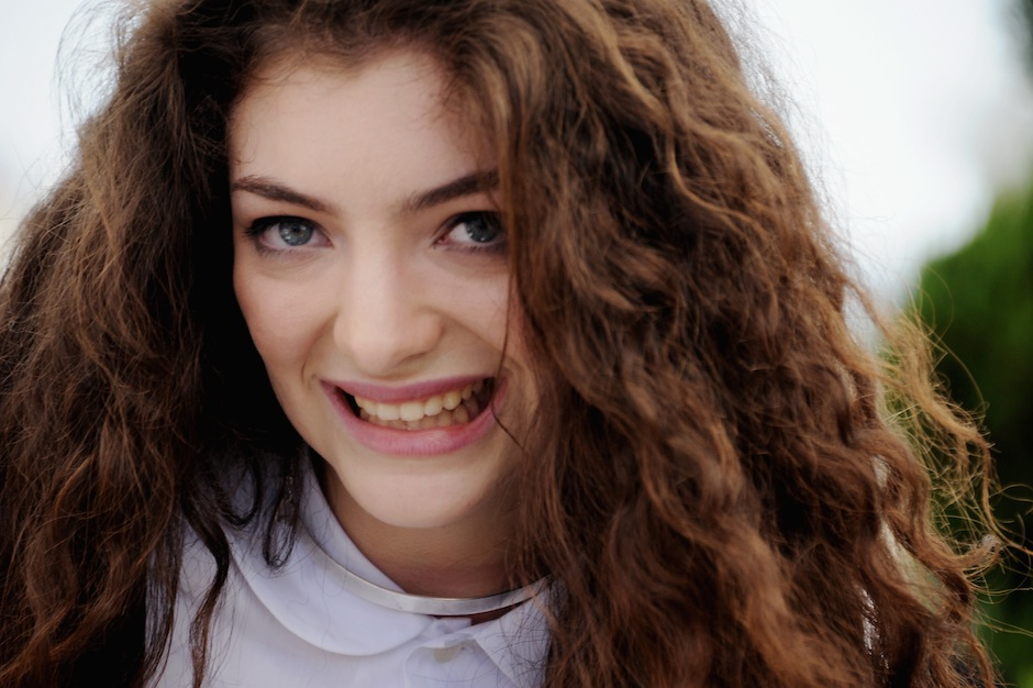 lorde s pure heroine is awash in possibly fake teen