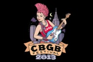 CBGB Festival 2013 Lineup: My Morning Jacket, Grizzly Bear, James Murphy, More