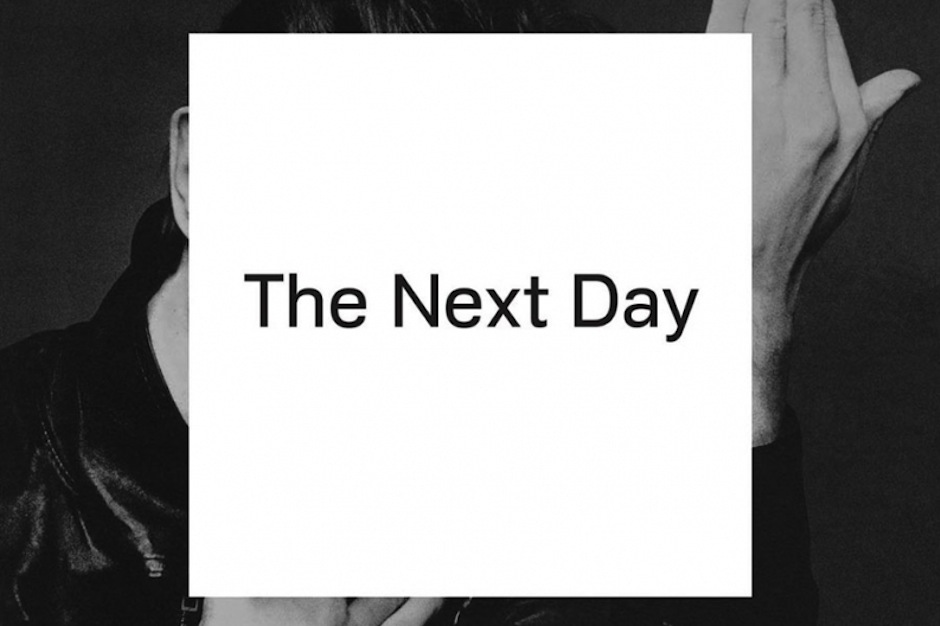 Three-disc collector s edition  David Bowie The Next Day Extra