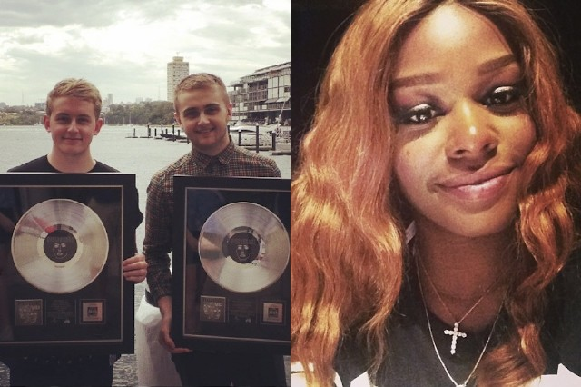 Azealia Banks, Disclosure, feud, scrapped collaboration, rapper, dance duo