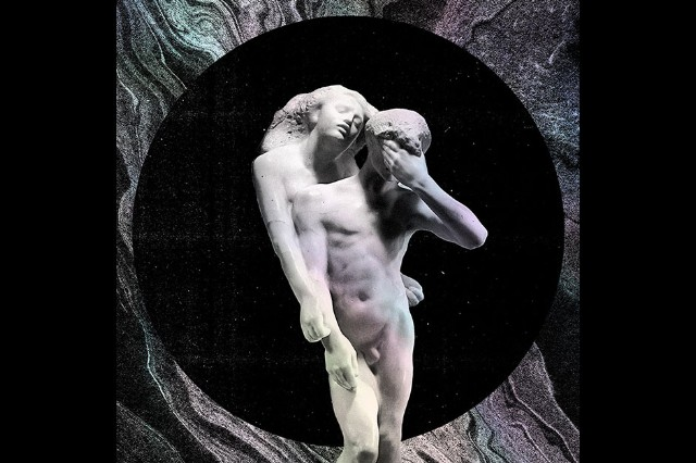 Arcade Fire Reflektor album cover
