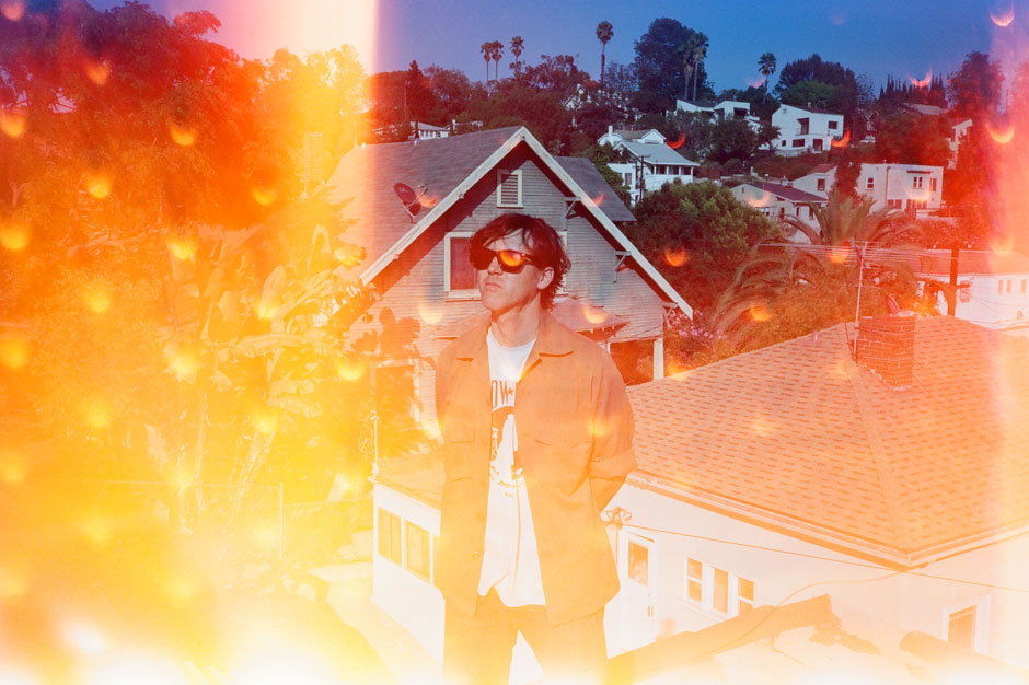 Cass McCombs in Los Angeles, September 2013