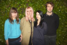White Lung 'Blow It South' Stream Single Deranged