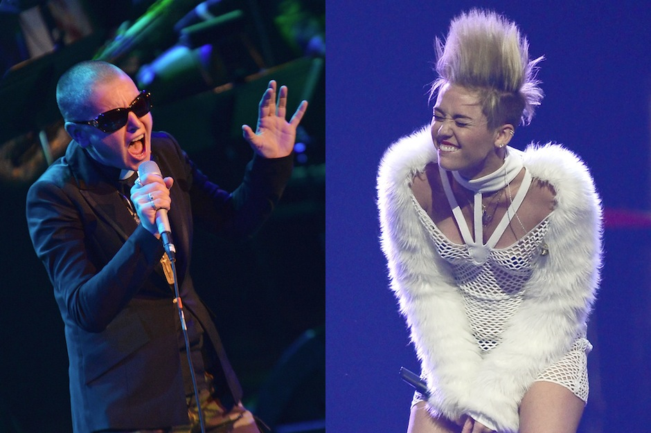 """Sinead O'Connor, Iceage, Miley Cyrus, """"Jackie,"""" cover, letter, warn, prostitute"""