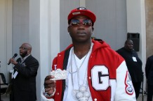 Gucci Mane / Photo by Getty Images