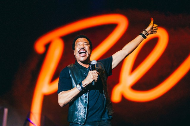 Lionel Richie at ACL Music Festival 2013, Austin, Texas, October 6, 2013