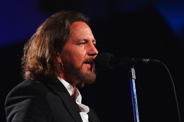 Ron Howard Eddie Vedder Made in America Video Interview