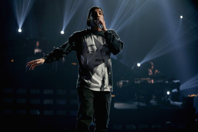 drake, grammy nominations concert, nothing was the same