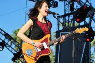 Mary Timony's New Band Ex Hex Shares Rollicking 'Hot and Cold'